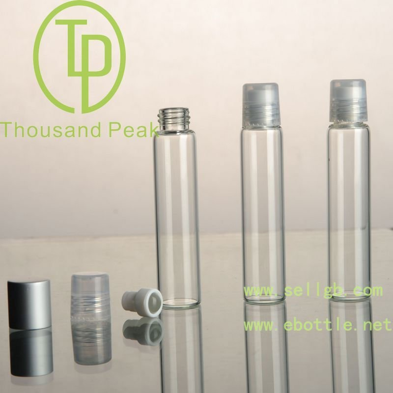 TP-3-26 roll on perfume metalization bottles