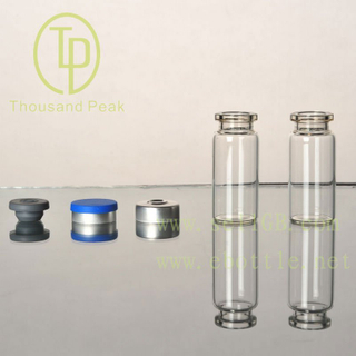 TP-4--14 10ml clear penicillin bottle