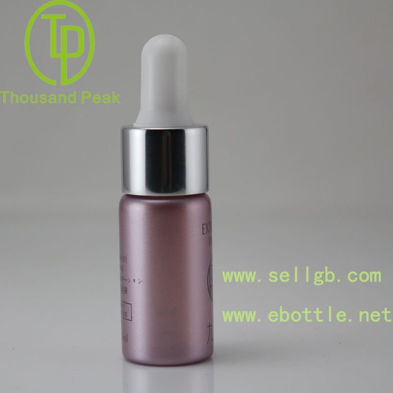 1oz 30ML empty aluminum dropper bottles with childproof cap