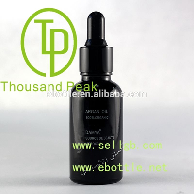 Wholesales 30ml black/White glass dropper bottle for ejuice ,eliquid glass dropper bottle perfume 30 ml glass bottle dropper