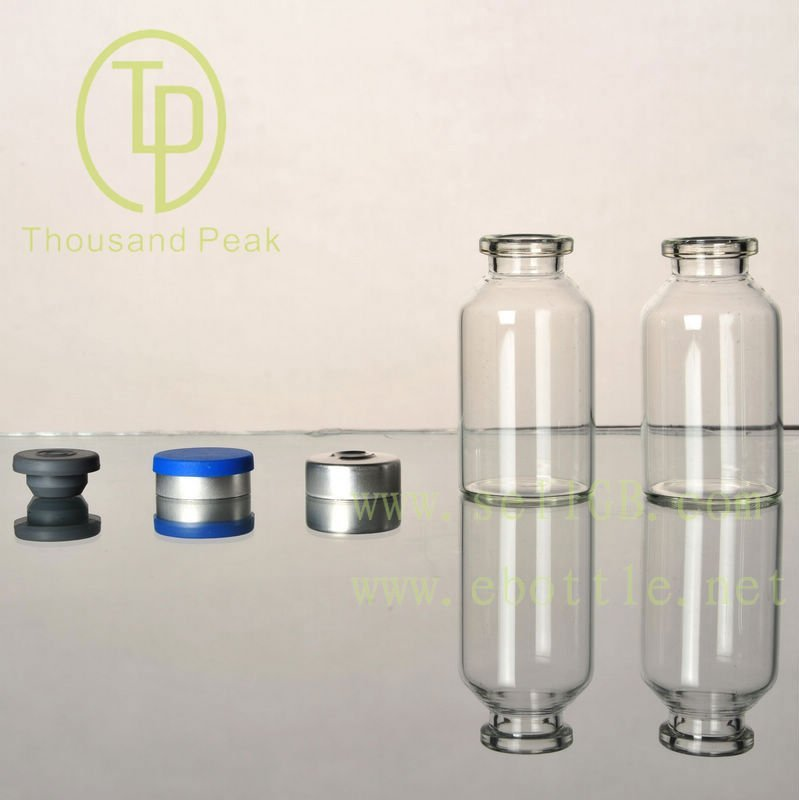 TP-4--16 20ml clear penicillin bottle