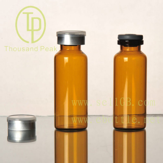TP-4--15 15ml brown penicillin bottle