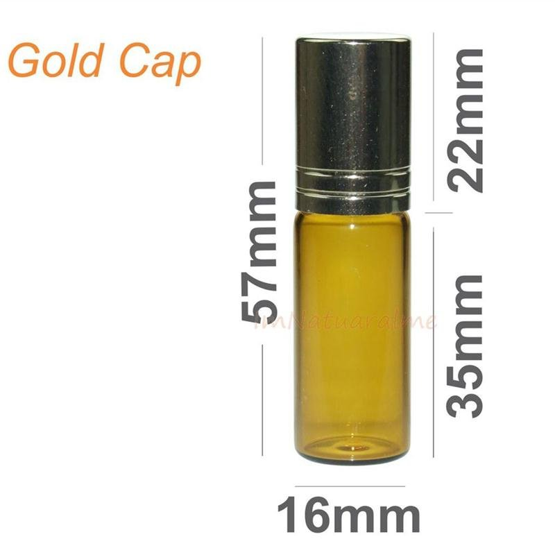 custom glass vials 7ml mini bottle, 7ml clear perfume glass roll on bottle