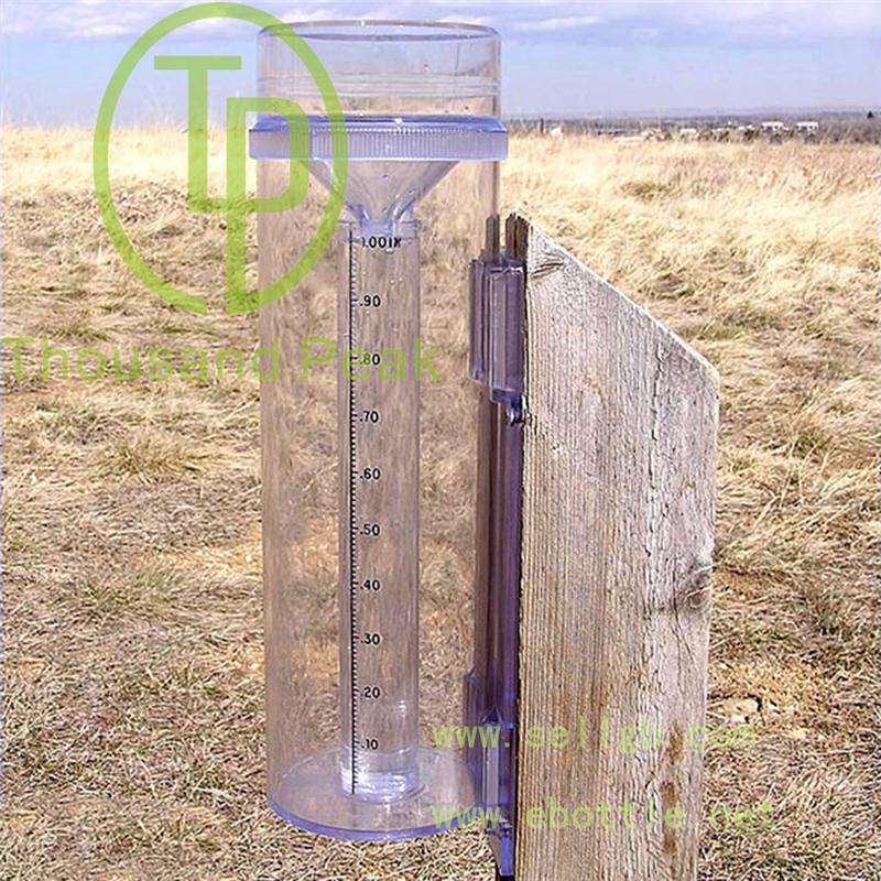 2017 decorative rain gauge with high quality