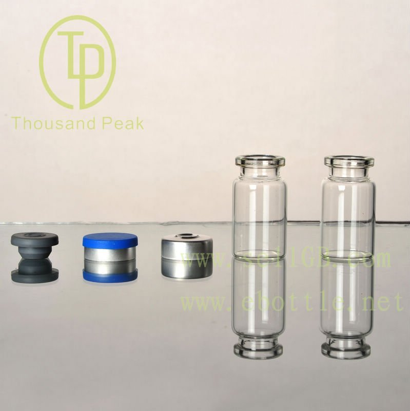 10ml glass vials for injection drug