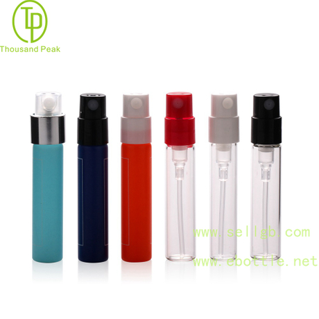 TP-3-50 1.5 Perfume Sampler Spray Atomizer Vial