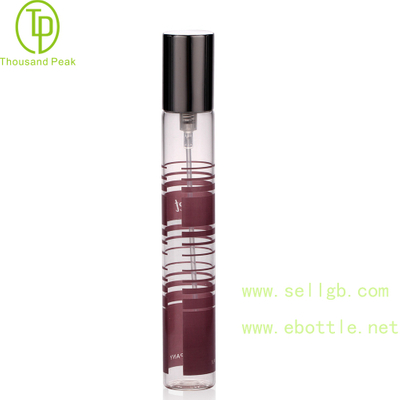TP-3-15 Crimp neck Perfume Bottle Atomizer for Travel