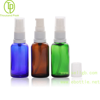 TP-2-28 glass bottle with Sprayer