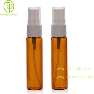 TP-3-14 20ml amber Glass Sprayer Bottle