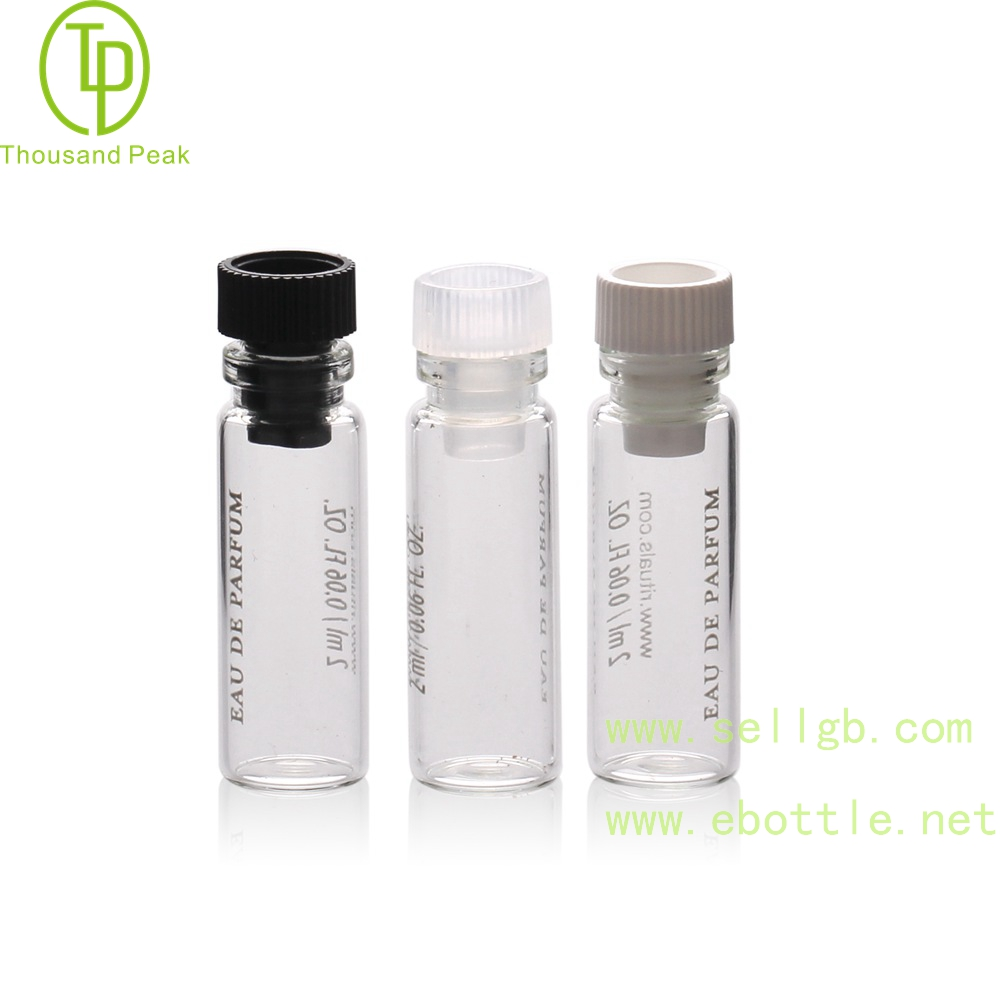 TP-3-41,2ml Perfume Sampler Vial