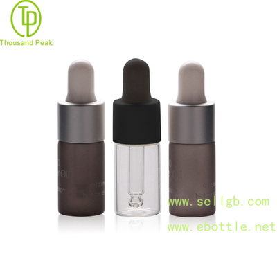 TP-2-141 2.5ml cosmetic glass dropper sample bottle